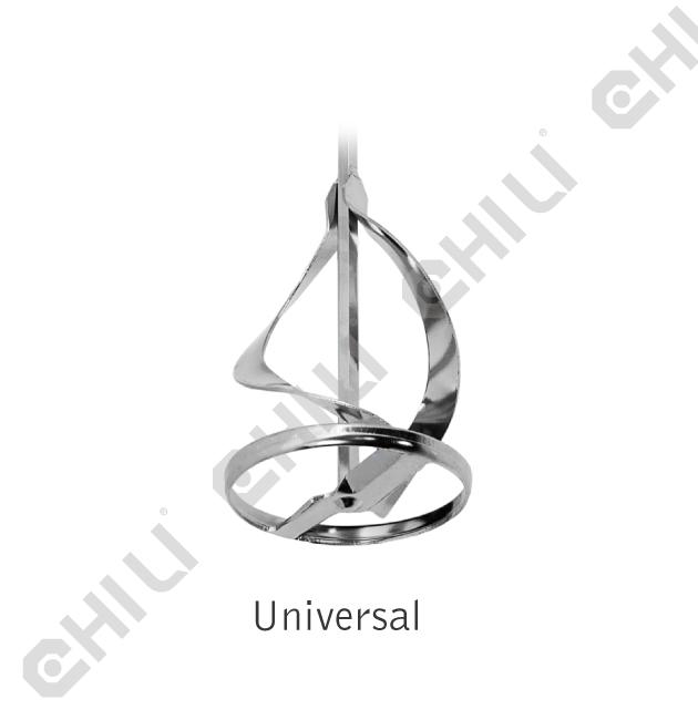 Universal Mixing Paddle 2