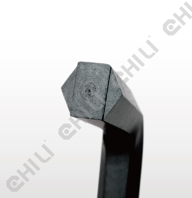 Worn-Rival Hex Wrench 2